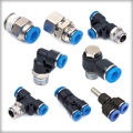 Pneumatic Tubes Fittings